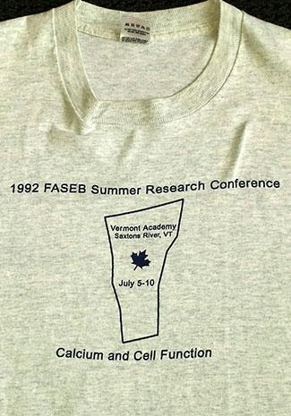 FASEB Shirt Front