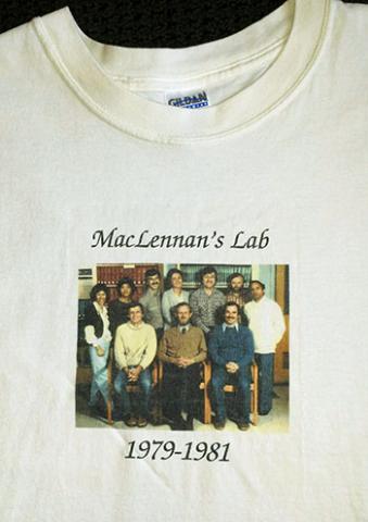 MacLennan Lab Shirt